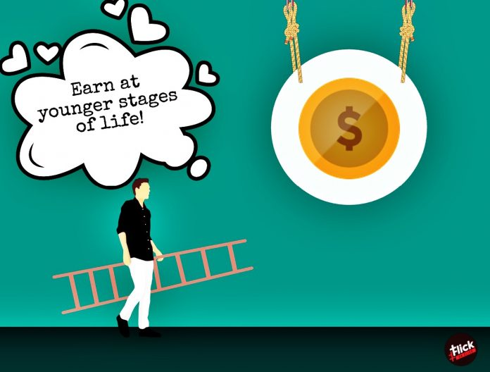 How To Earn Young And Be Independent.