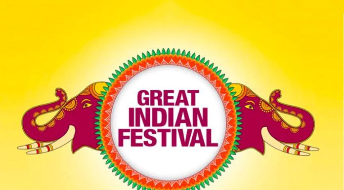 Amazon Great Indian Festival is Back.