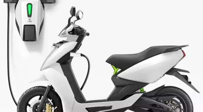 Suzuki Electric Two Wheeler in 2020 Coming Soon.