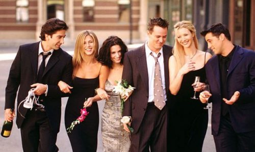 What Jennifer Anniston Told Us About the 'Friends' Movie.