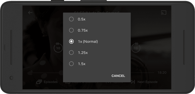 Netflix new proposed features