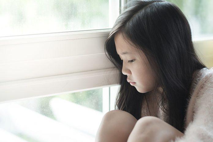 Depressed Children