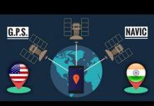 NavIC- ISRO APP