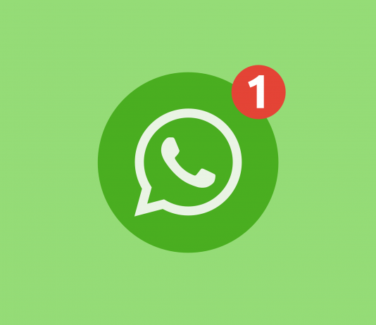 Whatsapp, delete feature might not work