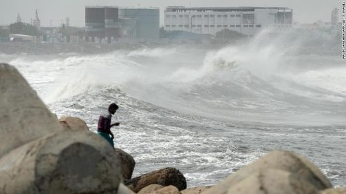 cyclone amphan in bengal