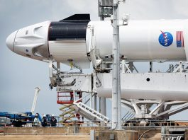 NASA-SpaceX Dragon's Launch Postponed