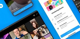 How to use messenger room feature