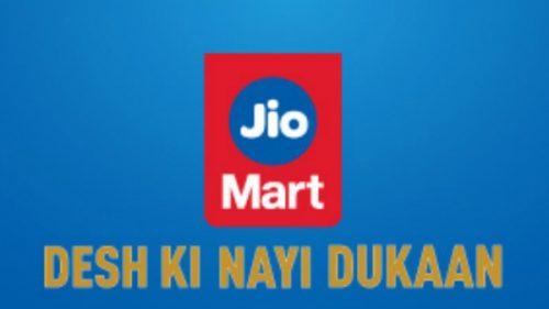 JioMart online Grocery Service