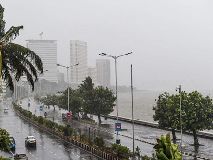 Recent updatest from Cyclone Nisarga