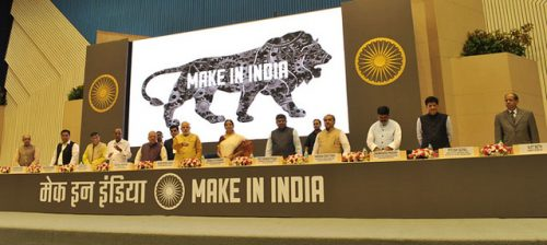 Make in India Innitiative