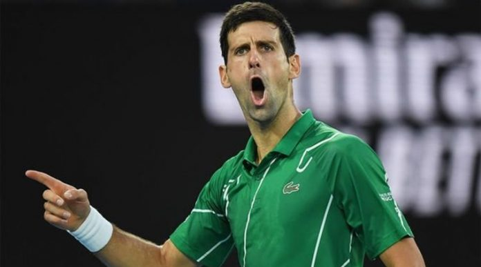 Novak Djokovic tested positive for Coronavirus