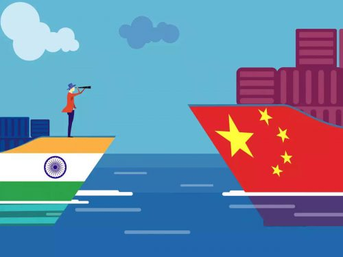 China's Investment in India
