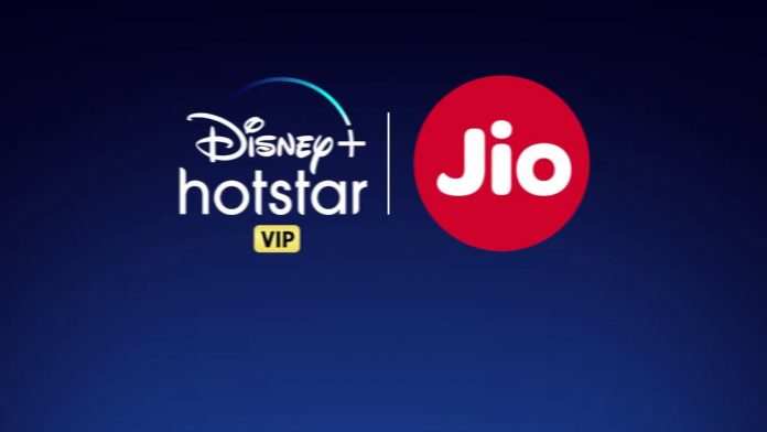 Jio Users to free Hotstar VIP Subscription