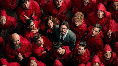 Money heist cast for Season 5