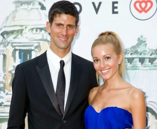djokovic and his wife both tested positive for coronavirus