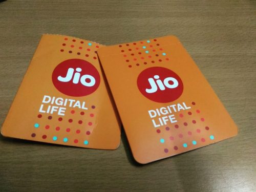 Jio Recharge Ofers