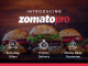 Zomato Pro Features