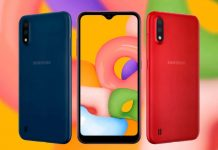 Samsung Launches M01 at an Unbelievable Price Of INR 5499