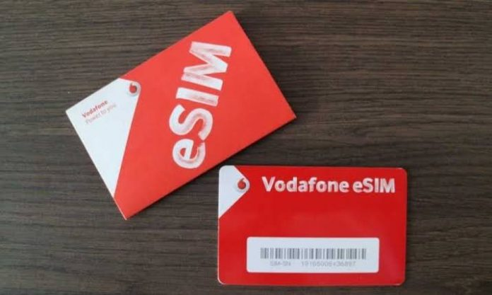 Everything To Know About The Newly Launched Vodafone eSIM