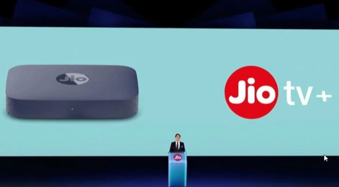 Jio Tv Plus App