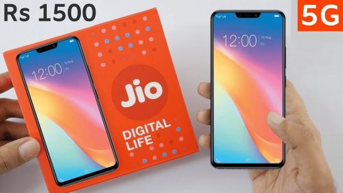 Specifications of Jio Phone 3