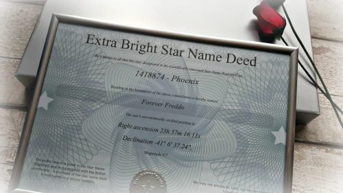 Buy and Name a Star