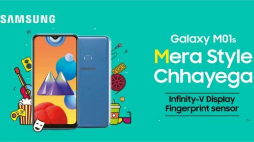 Samsung Galaxy M01S Review: Specifications, Price in India