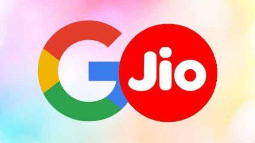 Google will Invest in Jio