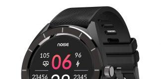 NoiseFit Endure Smartwatch