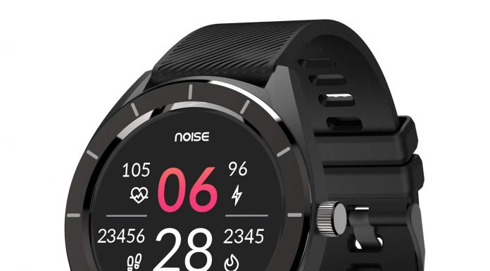 NoiseFit Endure Smartwatch