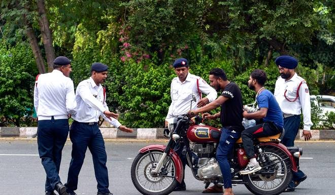 New Traffic Fines: One Year Review