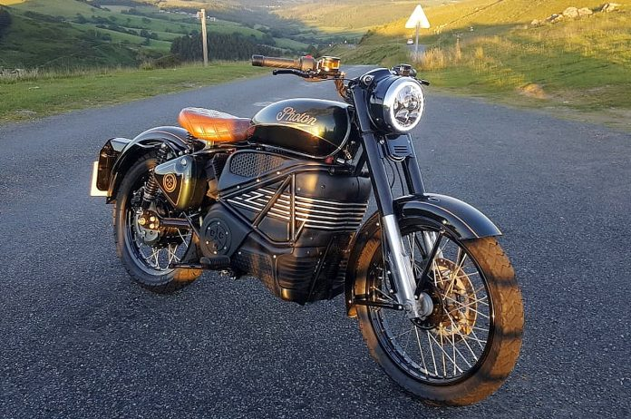 Royal Enfield Might Drop an Electric Prototype Soon