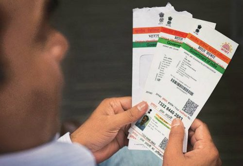 How to get back your lost aadhaar card
