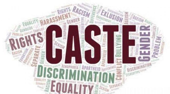 Caste system