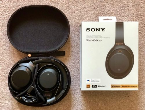 Sony's New Wireless Headphones WH-1000XM4 Price and Specifications