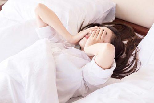 Irregular Sleeping