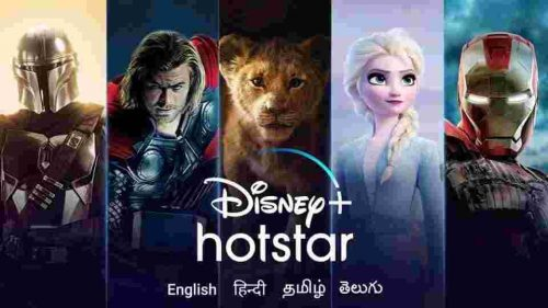 Free Disney+Hotstar