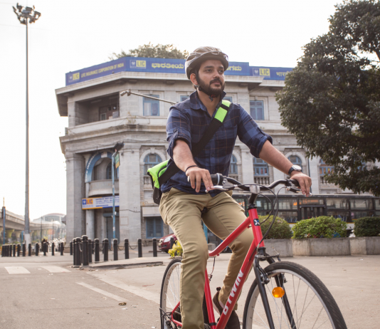 What Cycling for 15 Minutes a Day Could Do for Your Health