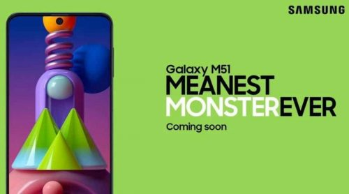 Samsung Galaxy M51 Launching on September 10th, Check Specification, Availability, and Price