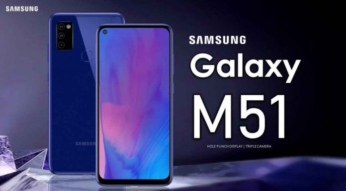 Samsung Galaxy M51 Launching on September 10th
