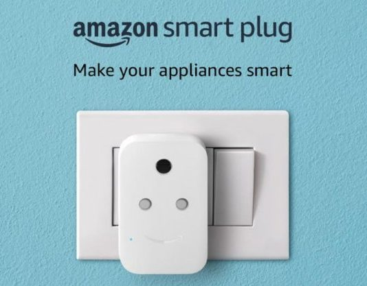 Turn Your Normal Device Into a Smart One Using Amazon Smart Plug, Now Available in India