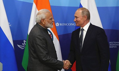 Russia and India are in Close Talks for Mass Production of COVID-19 Drug