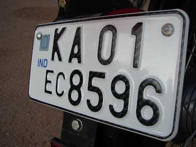 Government Introduces Online Registration For High-Security Number Plates