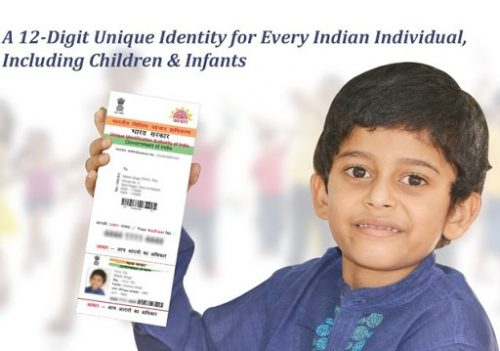 Here are new rules in Aadhaar Card of children stated by UIDAI
