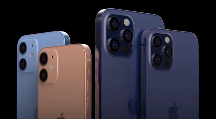 iPhone 12 devices