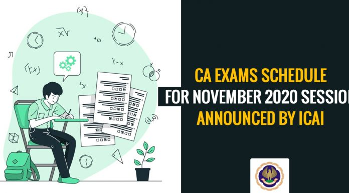 ICAI CA Exams 2020 postponed for this state due to elections. Checkout