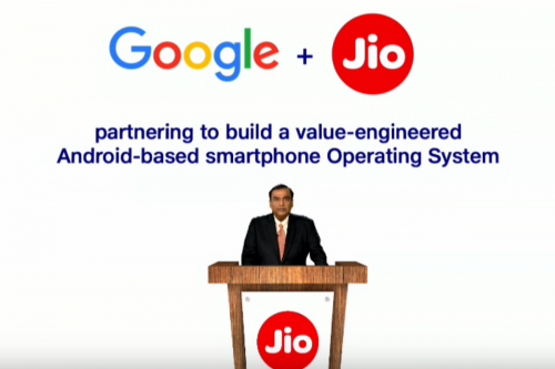 Reliance Jio-Google Partnered 5G Device Specifications Leaked