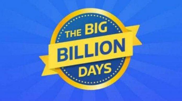 Big Billion Sale