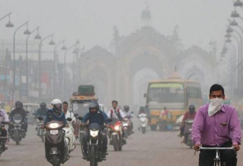 Delhi's Air Pollution Already at Peek With Diwali Still Being One Month Away
