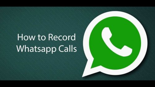 How to Record Your WhatsApp Call. Detailed Guide For Android and iOS
